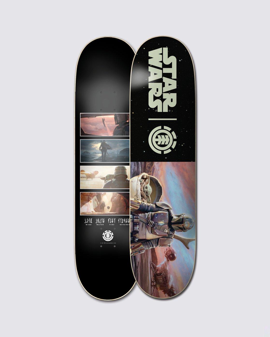 0 Star Wars™ Hunter and Prey Skateboard Deck  ALYXD00170 Element
