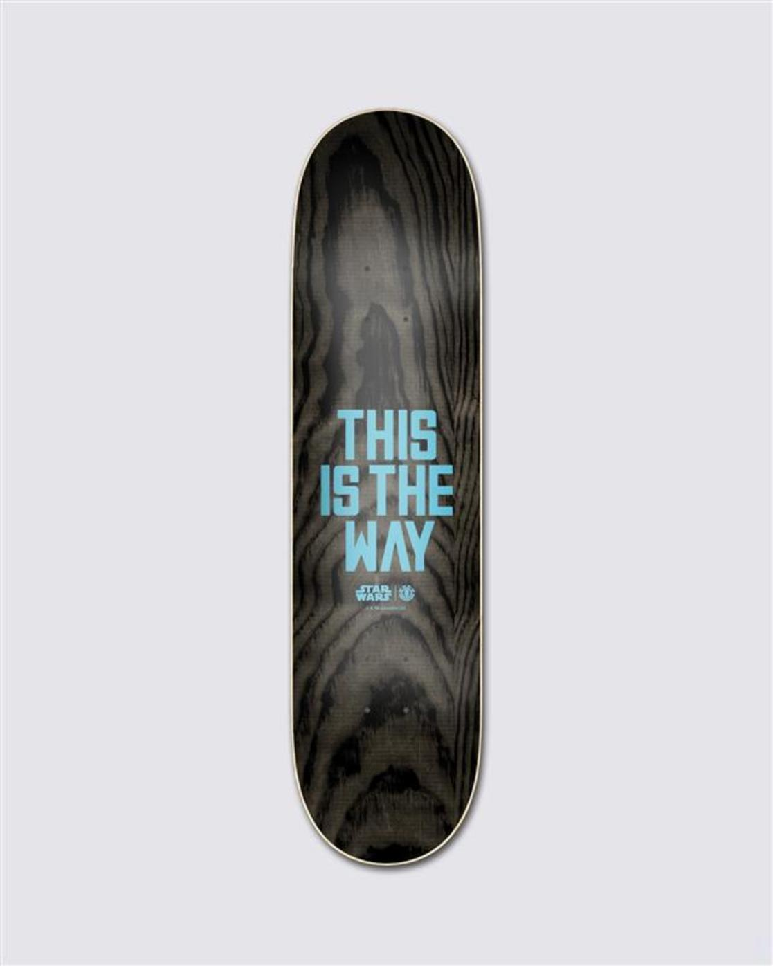 1 Star Wars™ Mando Child Skateboard Deck  ALYXD00171 Element