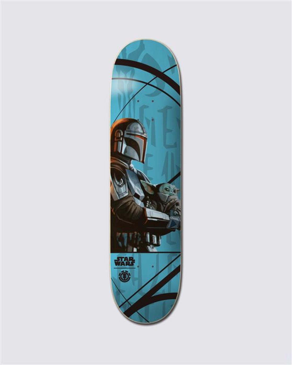 2 Star Wars™ Mando Child Skateboard Deck  ALYXD00171 Element