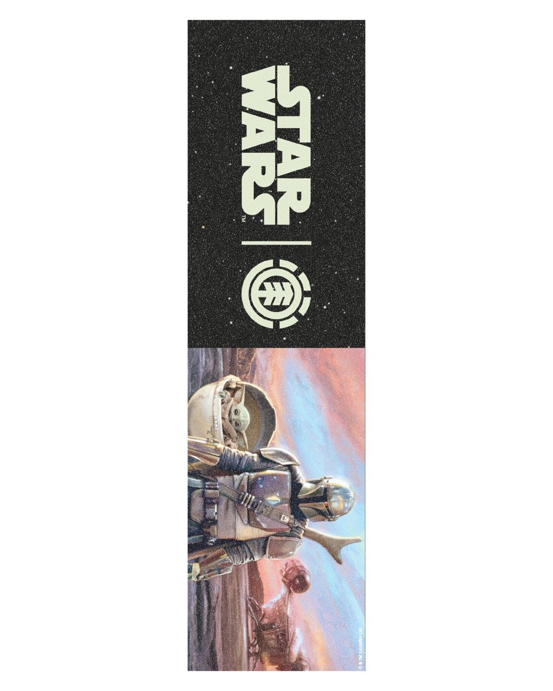 "2 Star Wars™ Hunter and Prey 9"" x 33"" Grip Tape Multicolor ALYXE00112 Element"
