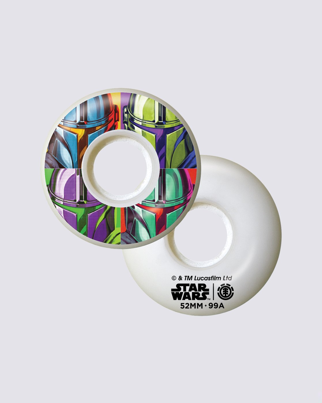 0 Star Wars™ Mando Wheels  ALYXE00114 Element