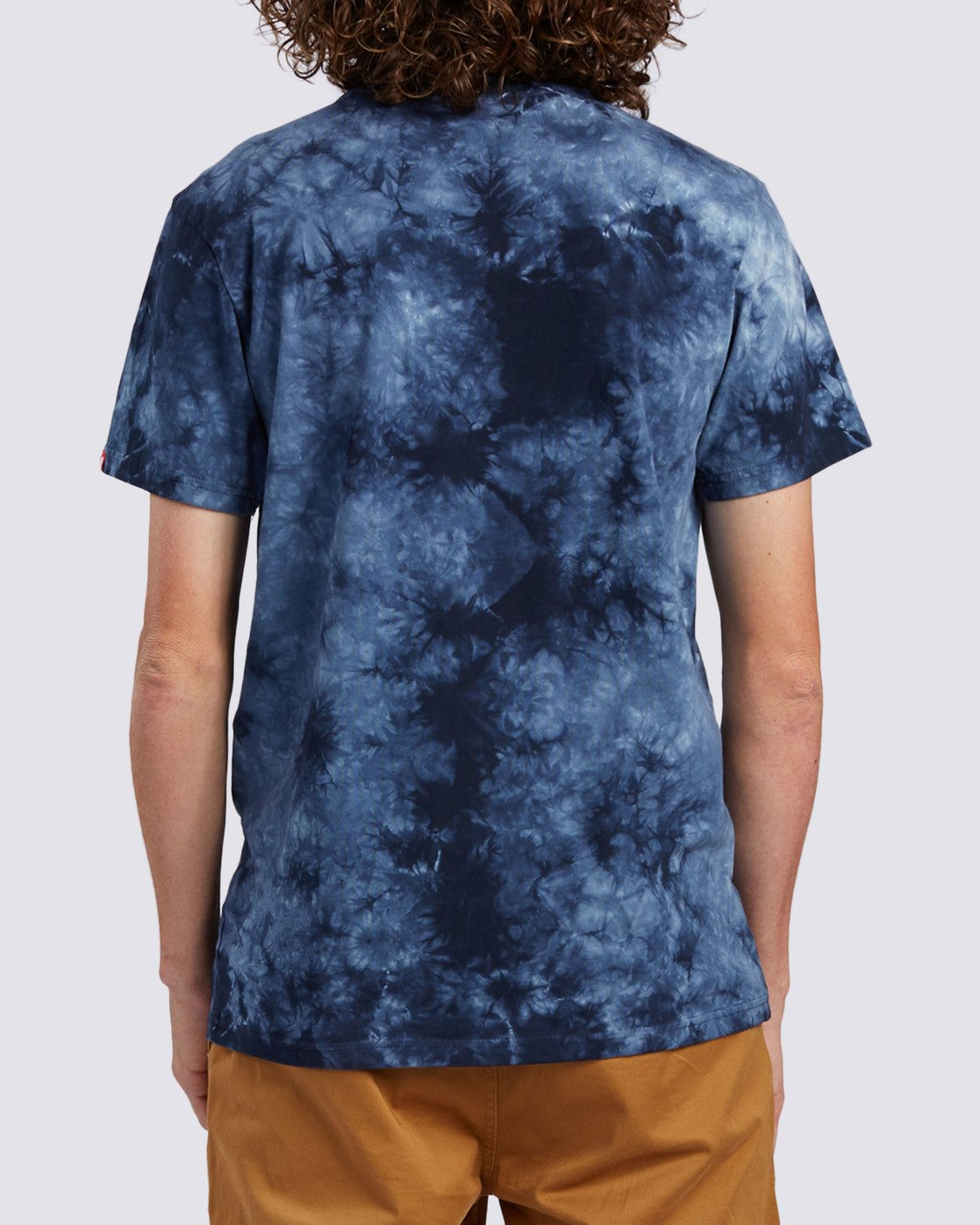 2 Strave Wash T-Shirt Blue ALYZT00111 Element