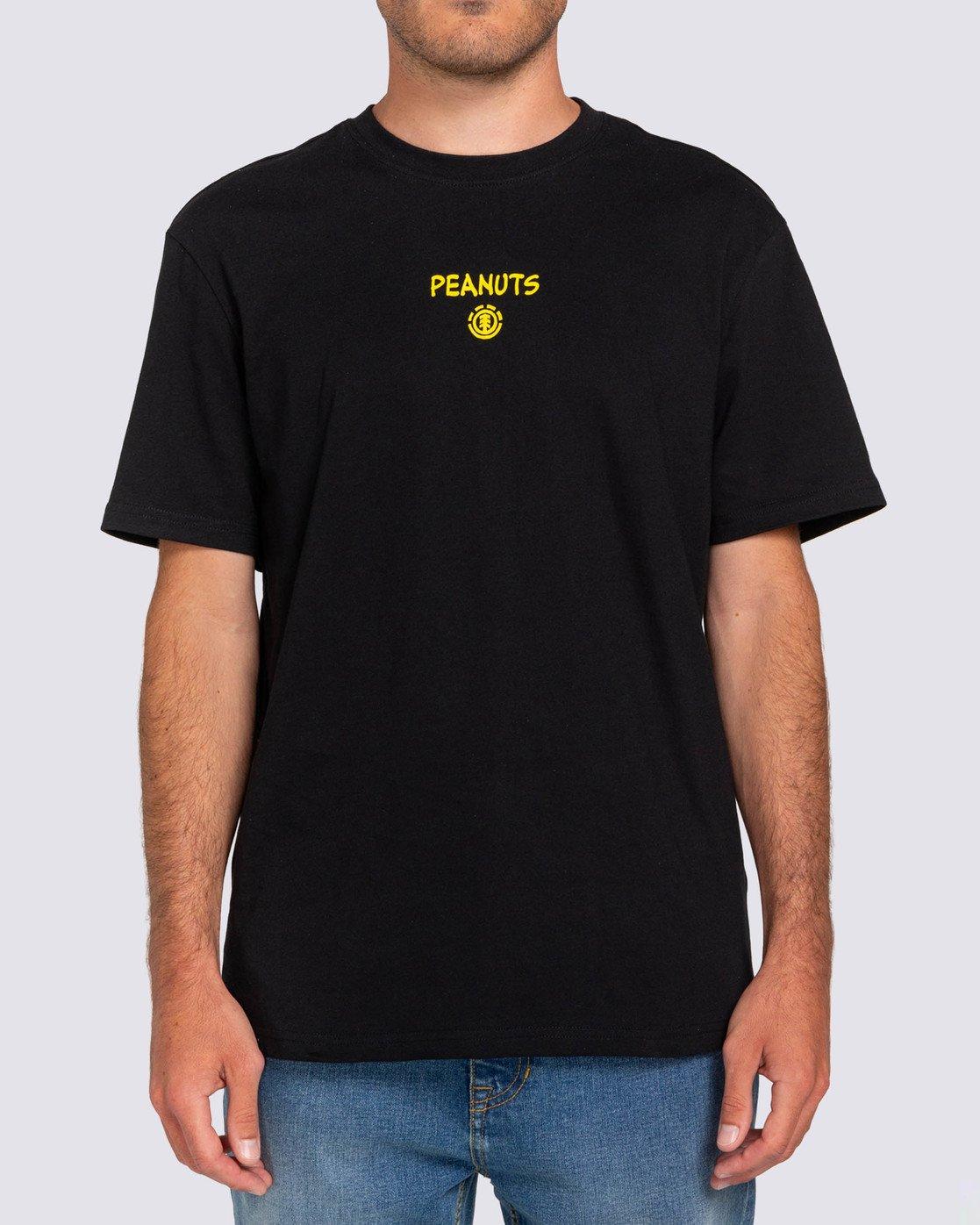 1 Peanuts x Element Kruzer T-Shirt  ALYZT00162 Element