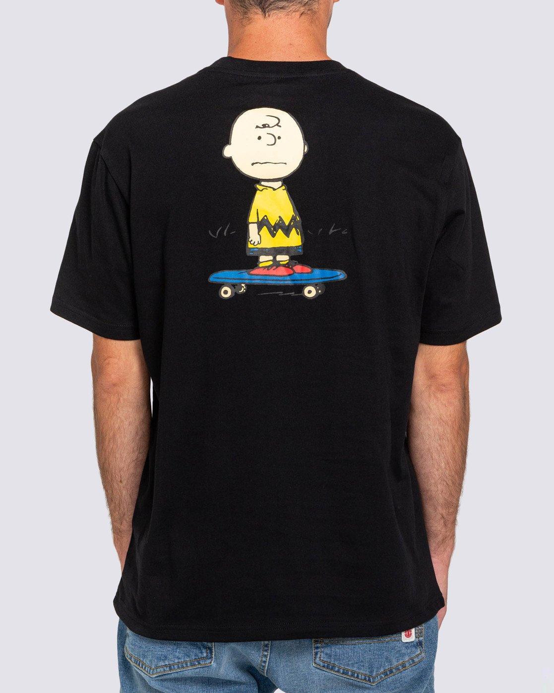 0 Peanuts x Element Kruzer T-Shirt  ALYZT00162 Element