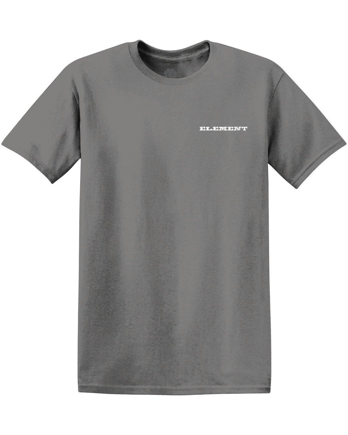 2 Longley Pigment T-Shirt Grey ALYZT00166 Element