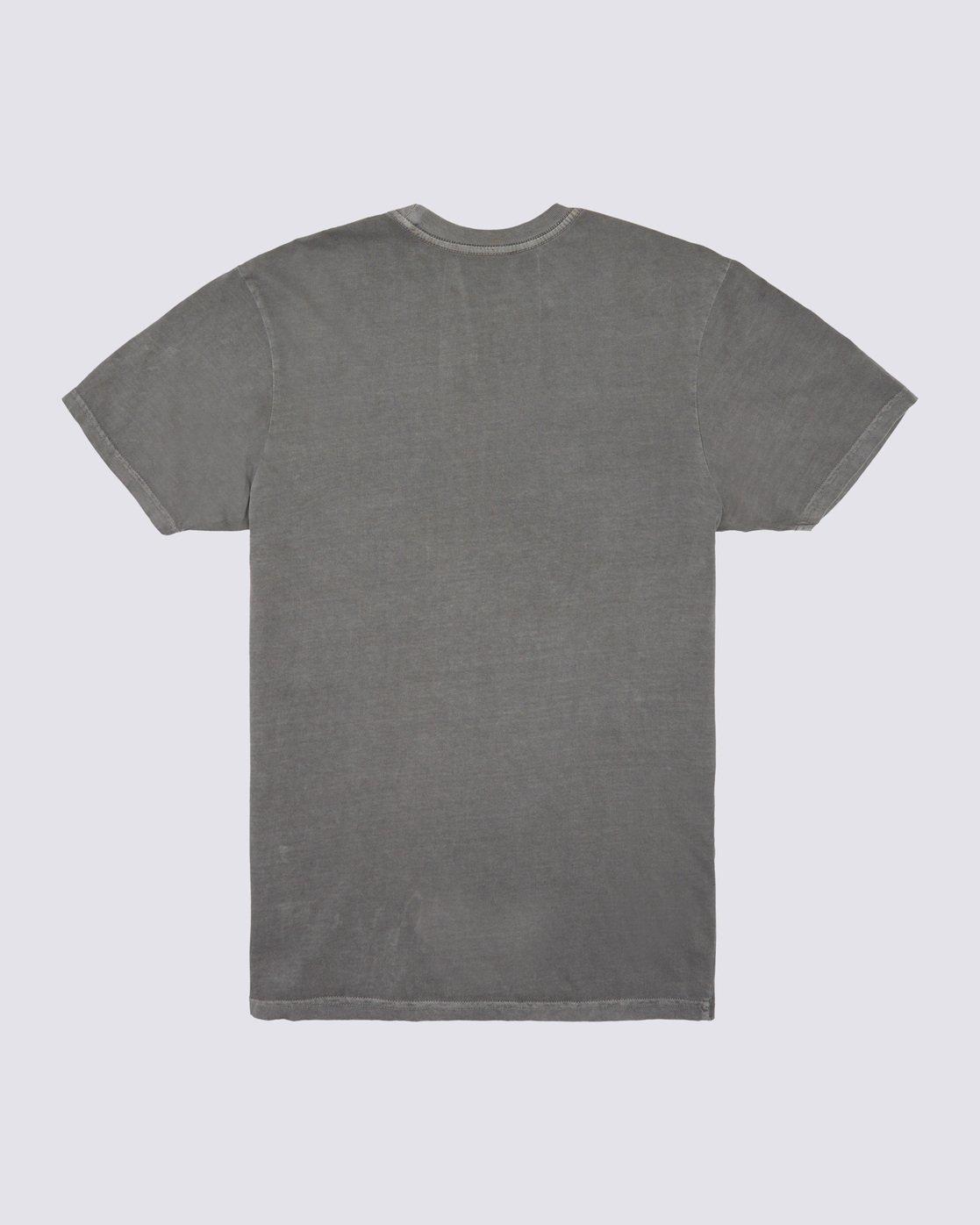 1 Sora Pigment T-Shirt Grey ALYZT00168 Element