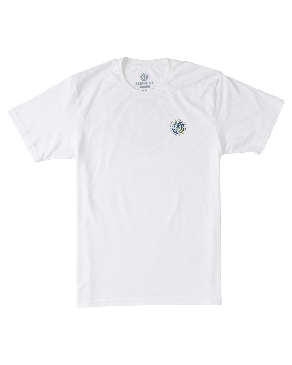 4 Seal Planet T-Shirt White ALYZT00183 Element