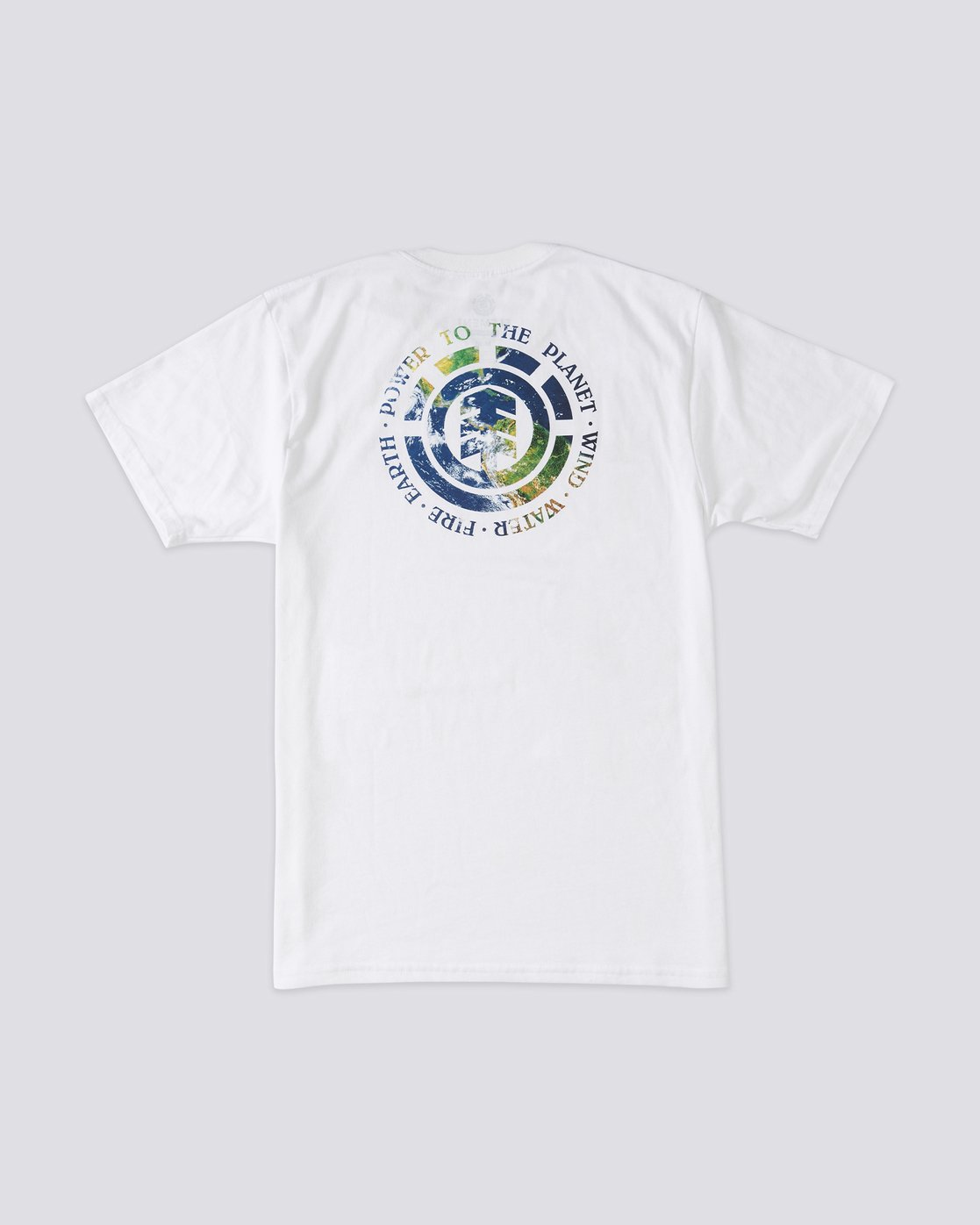 1 Seal Planet T-Shirt White ALYZT00183 Element