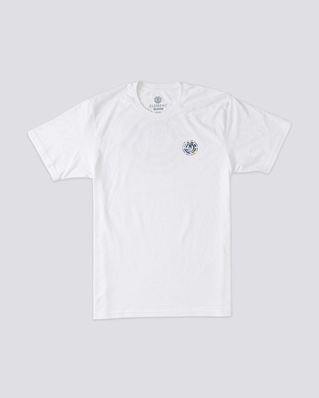 0 Seal Planet T-Shirt White ALYZT00183 Element