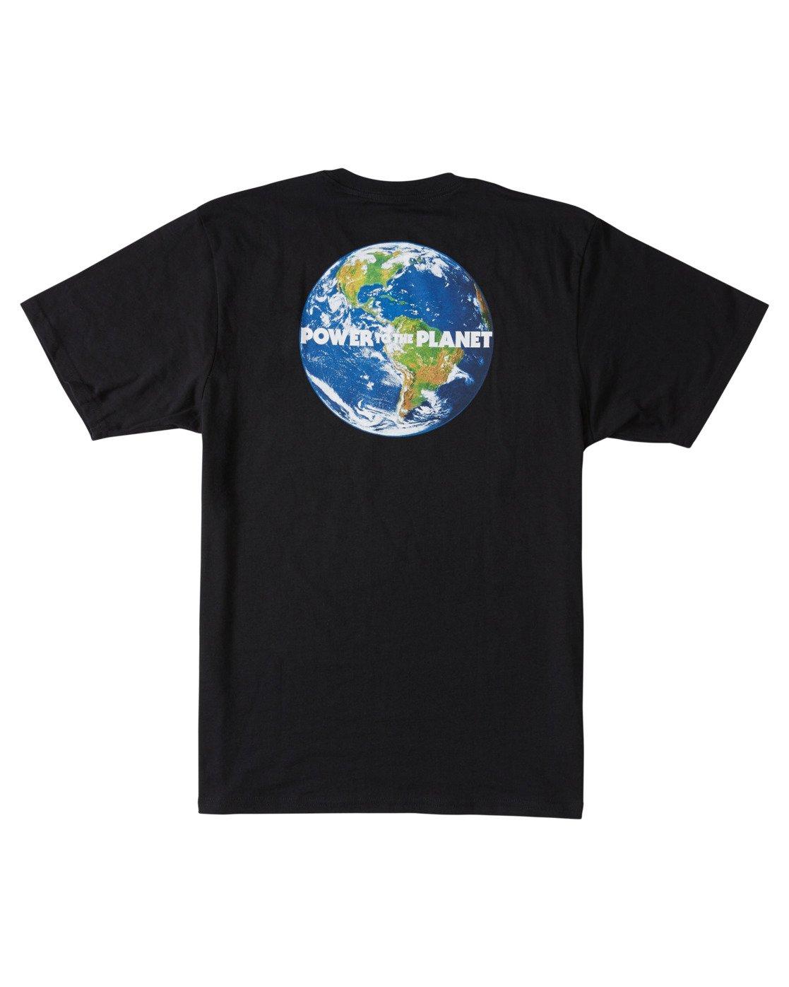 5 Mottilaa Planet T-Shirt Blue ALYZT00187 Element