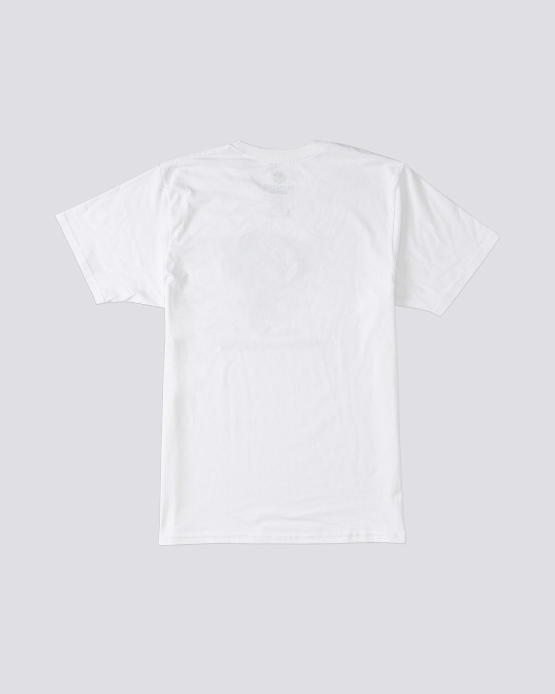 3 Mottilaa Pushing Trees T-Shirt White ALYZT00188 Element