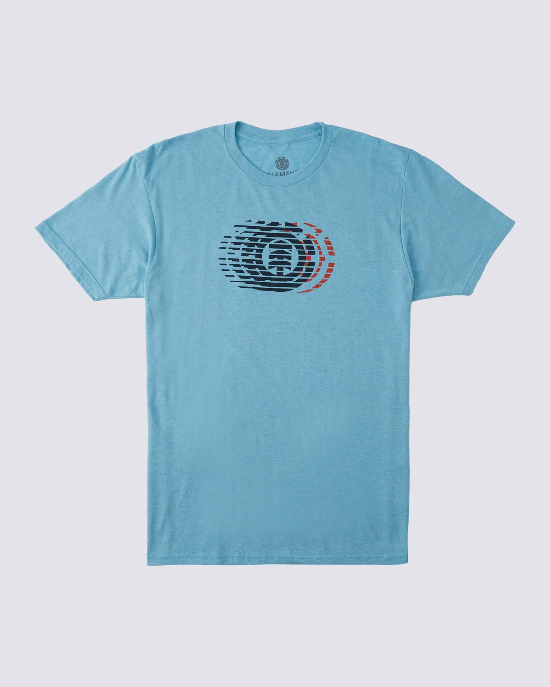 0 Victory T-Shirt Blue ALYZT00231 Element