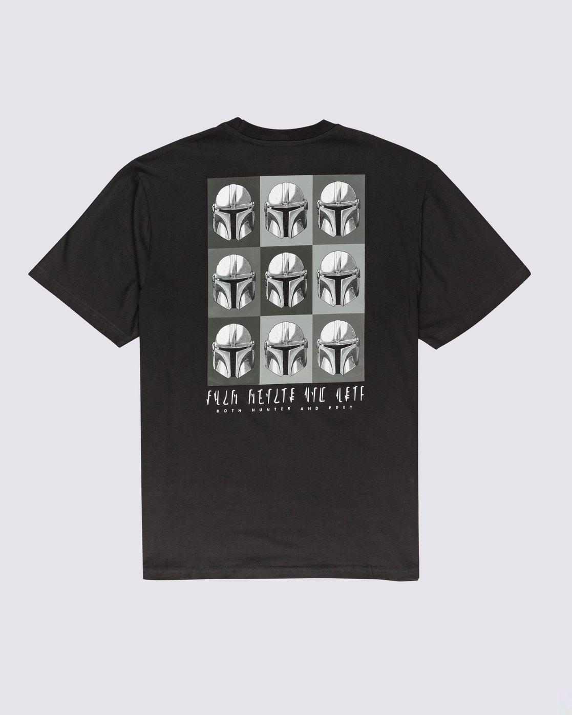 3 Star Wars™ x Element Helmet T-Shirt White ALYZT00253 Element