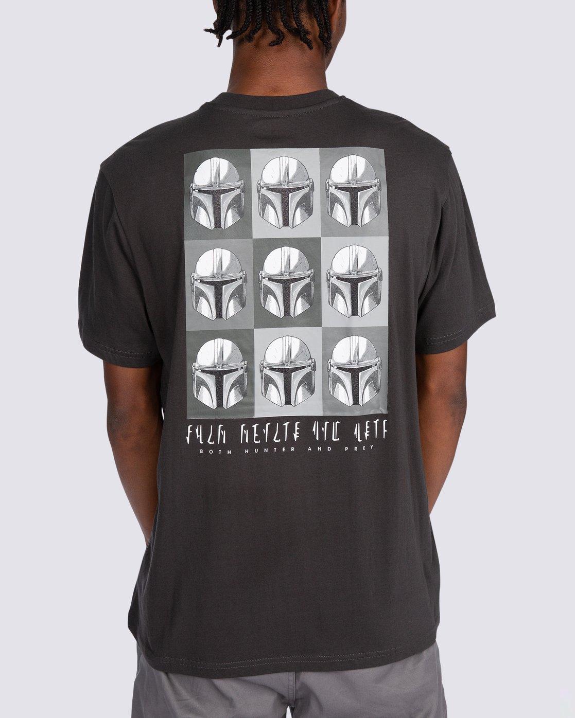 5 Star Wars™ x Element Helmet T-Shirt White ALYZT00253 Element