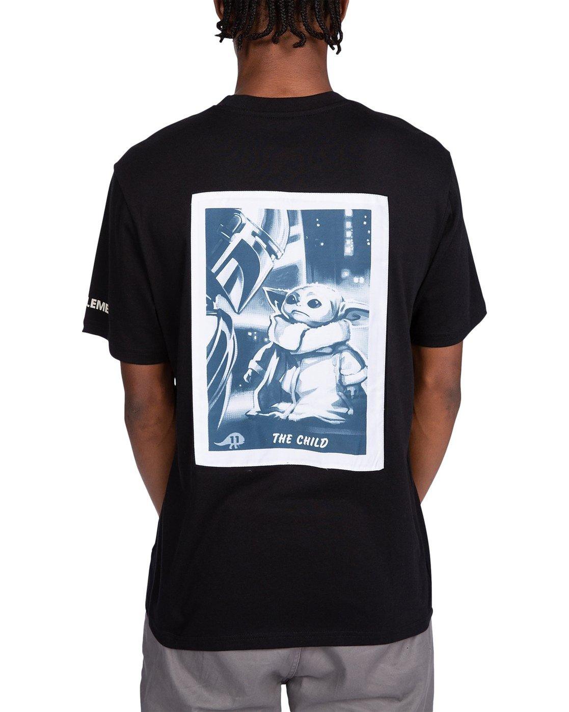 4 Star Wars™ x Element Child T-Shirt Blue ALYZT00329 Element