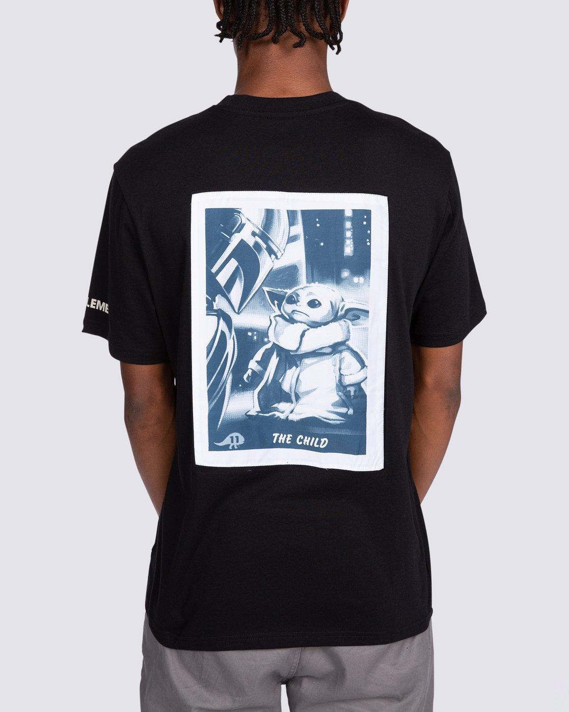 3 Star Wars™ x Element Child T-Shirt Blue ALYZT00329 Element