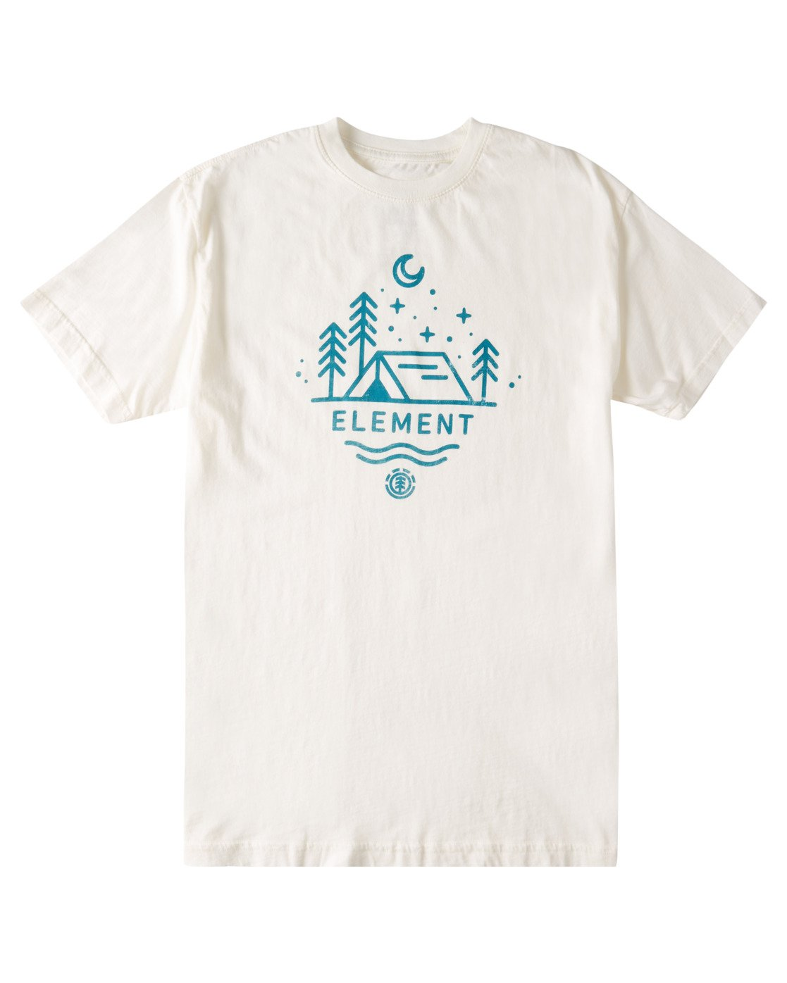 2 Oswego Pigment T-Shirt White ALYZT00348 Element