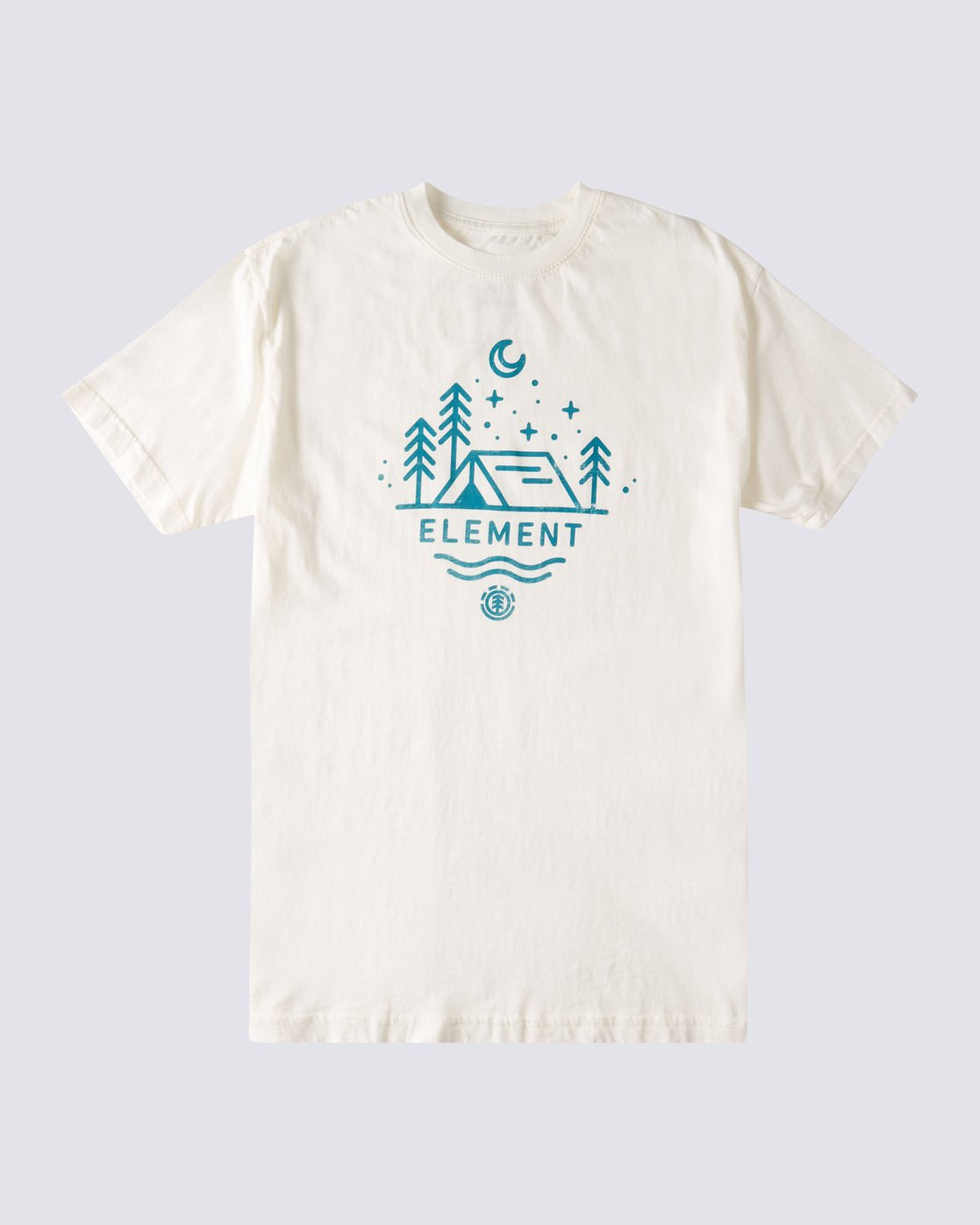 0 Oswego Pigment T-Shirt White ALYZT00348 Element