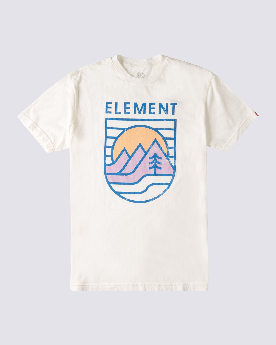 0 Hillsboro Pigment T-Shirt White ALYZT00349 Element