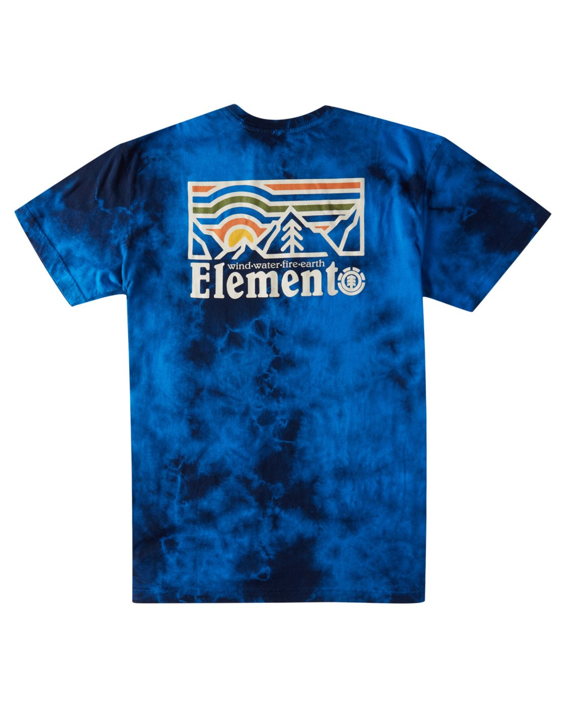 1 Wander Tie-Dye T-Shirt Purple ALYZT00351 Element