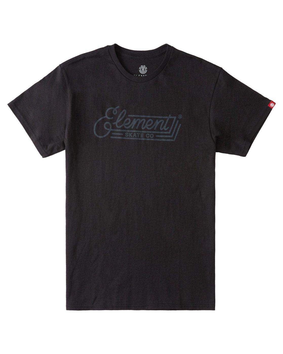 2 Wall Bank T-Shirt Blue ALYZT00358 Element