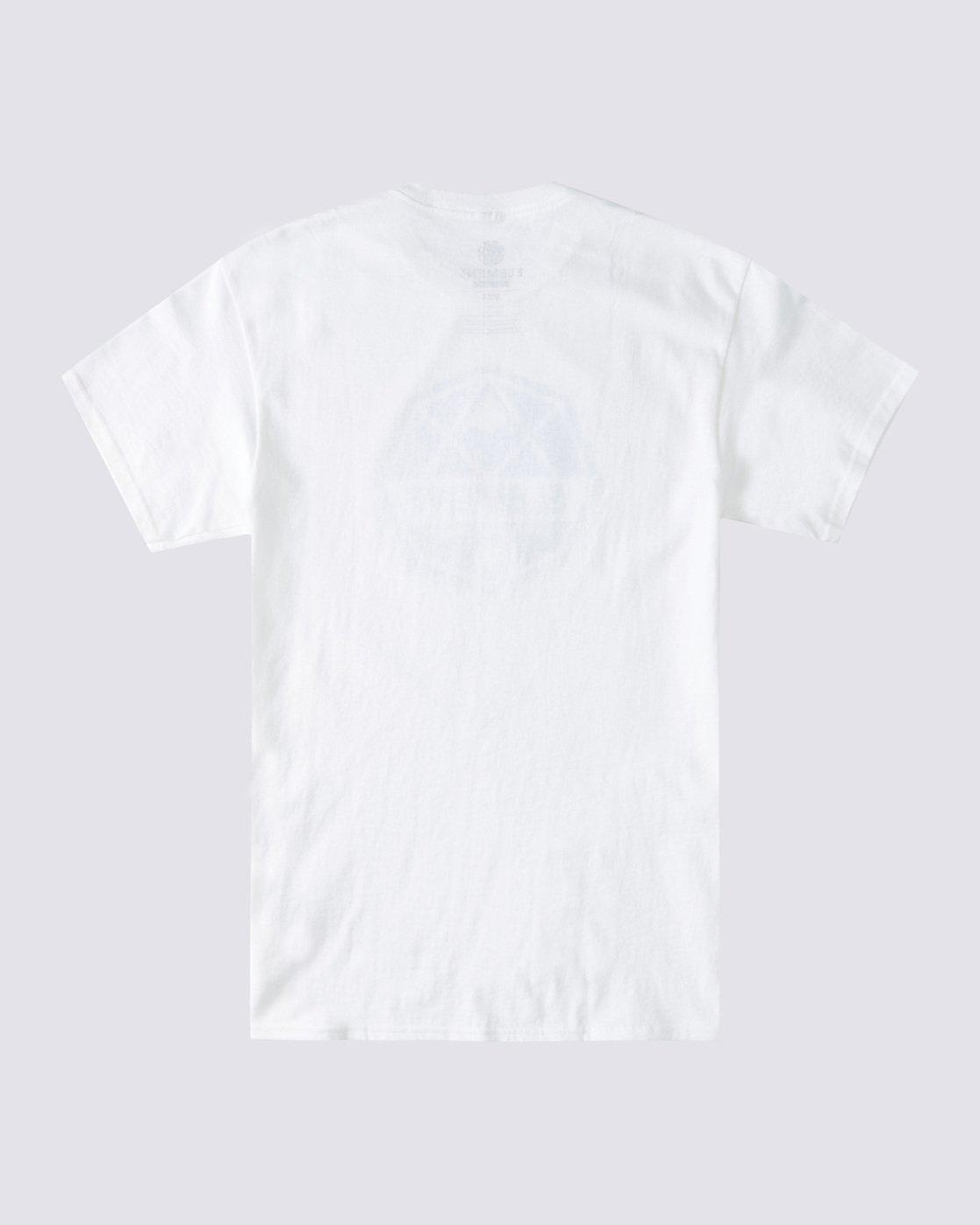 1 Whysler T-Shirt White ALYZT00359 Element