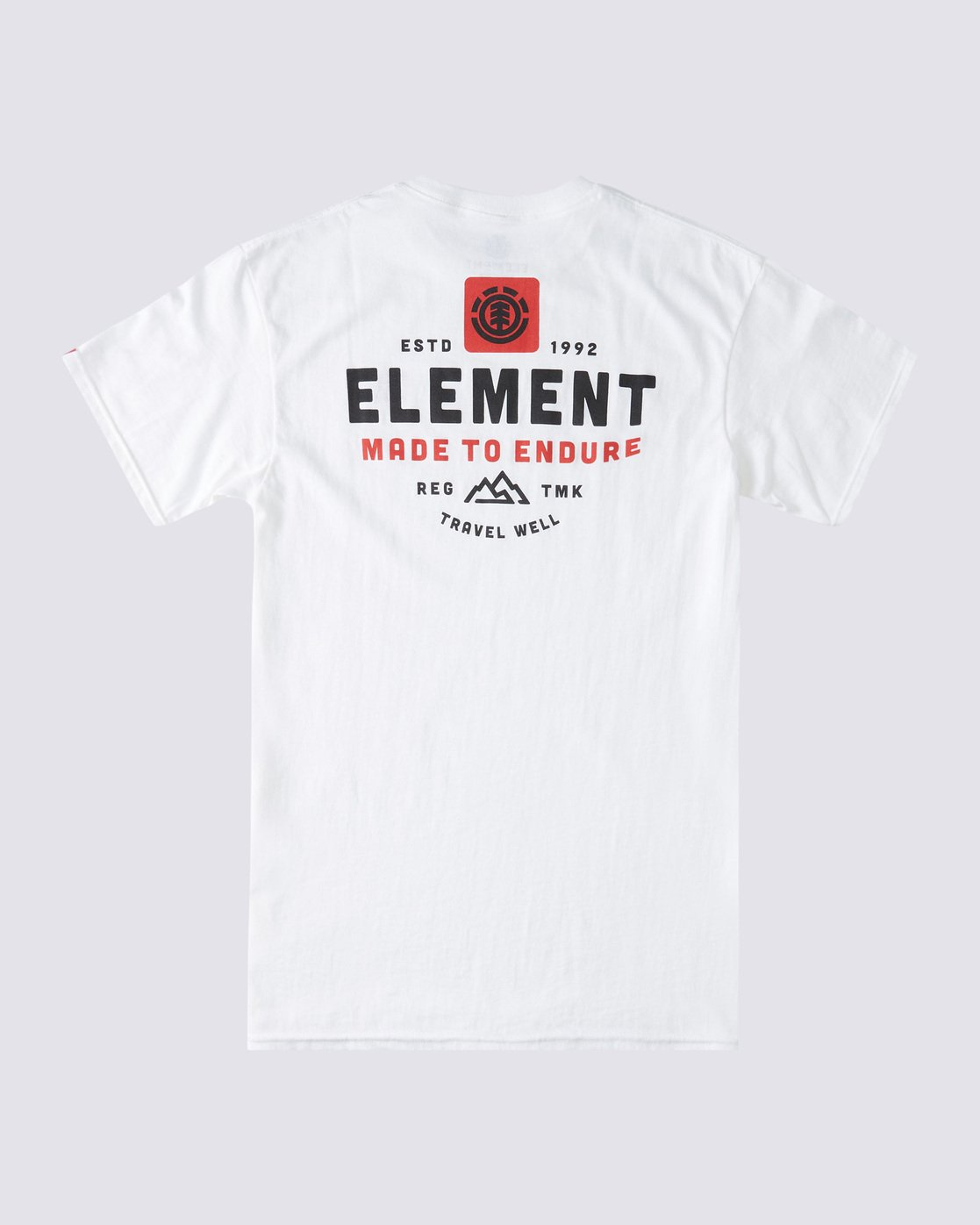 1 Balwyck T-Shirt White ALYZT00360 Element