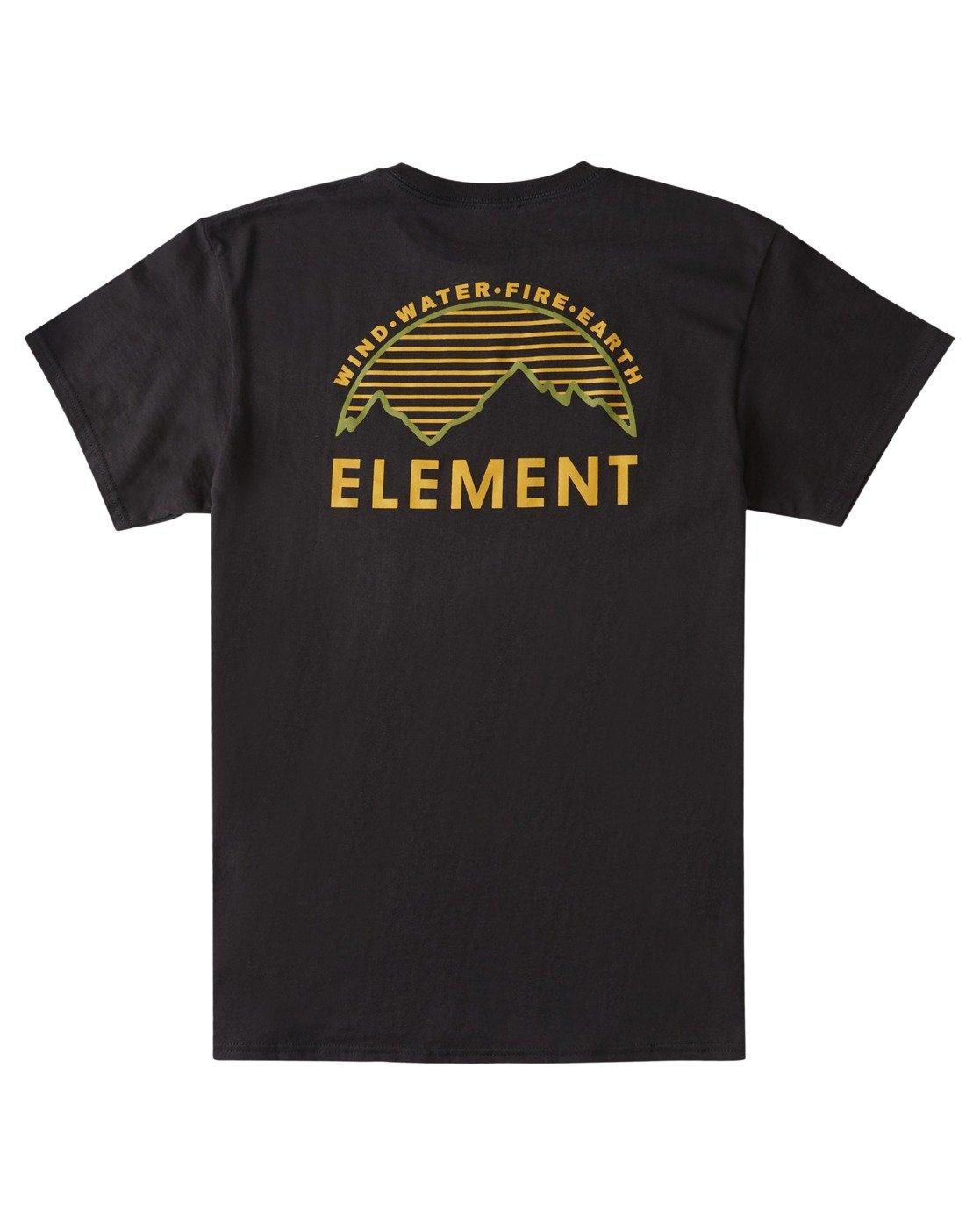 3 Lone Pine T-Shirt Blue ALYZT00361 Element