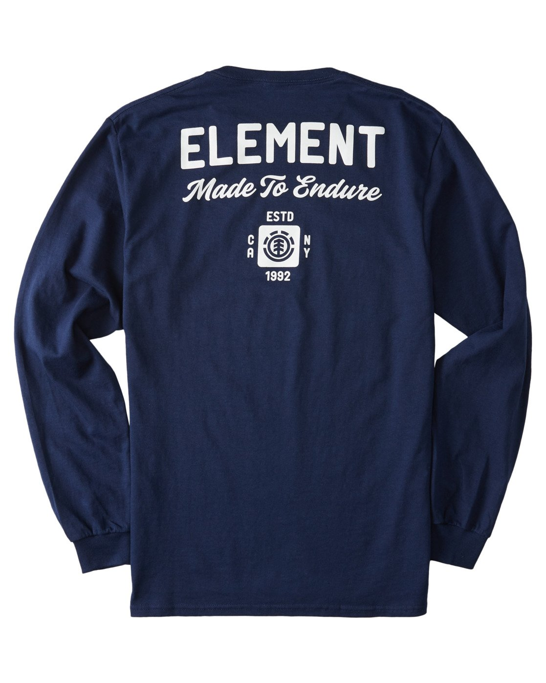 3 Apotho Long Sleeve T-Shirt Blue ALYZT00365 Element