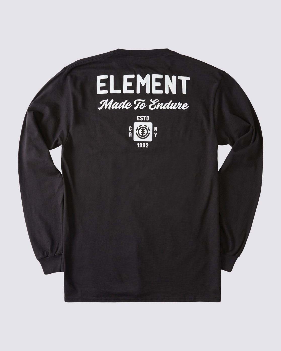 1 Apotho Long Sleeve T-Shirt Blue ALYZT00365 Element