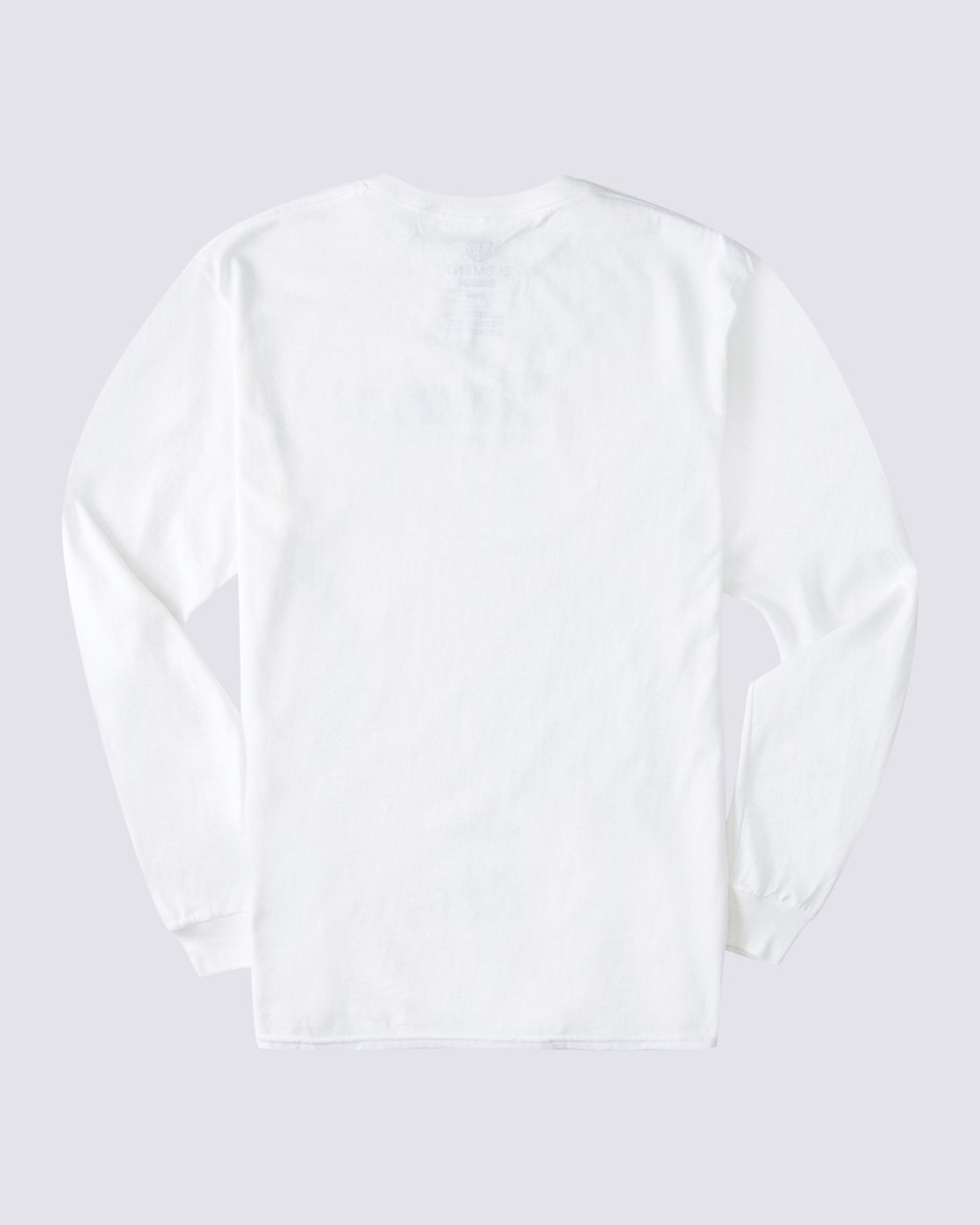 1 Scope Out Long Sleeve T-Shirt White ALYZT00366 Element