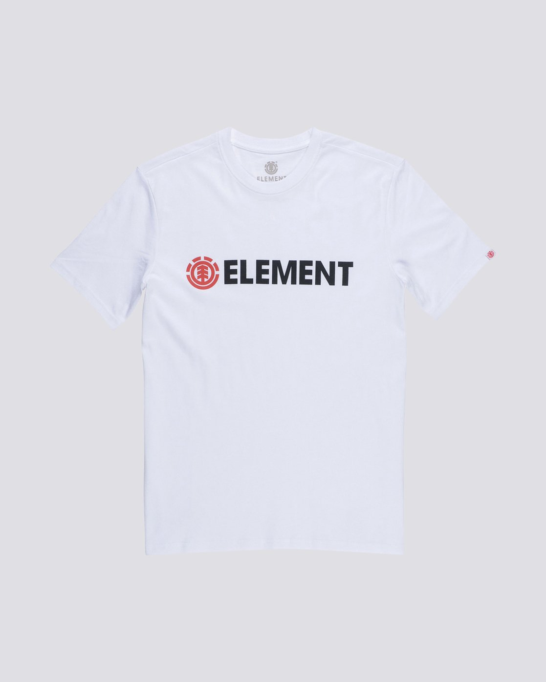 0 Blazin Boys Tee White B401QEBZ Element