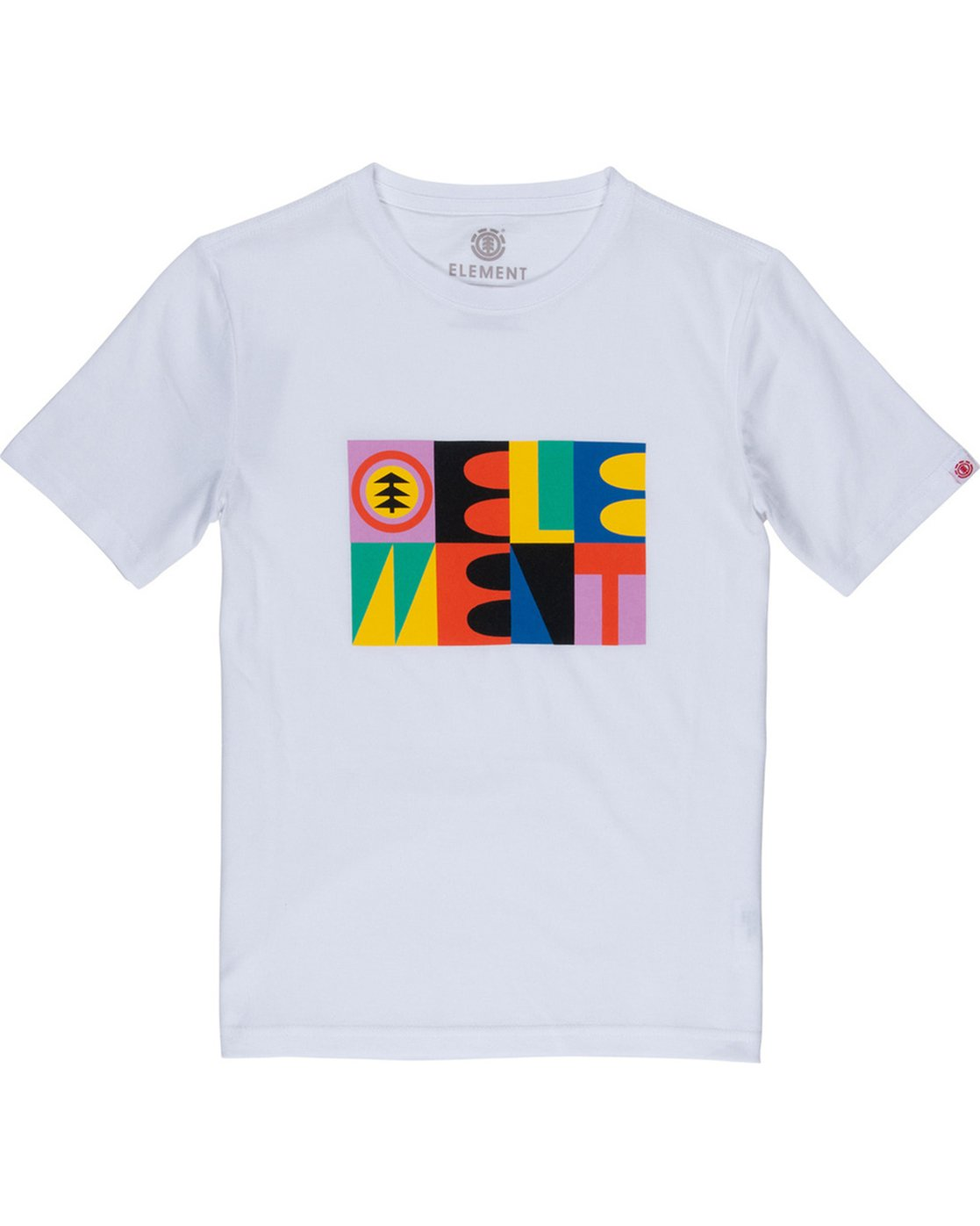 1 Glimpse Icon Boys T-Shirt  B401VEBA Element