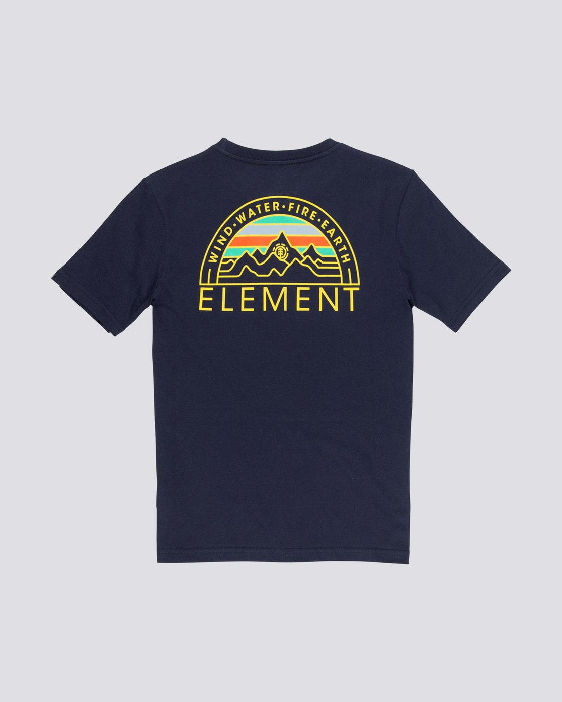 1 Odyssey Tee Blue B401VEOD Element