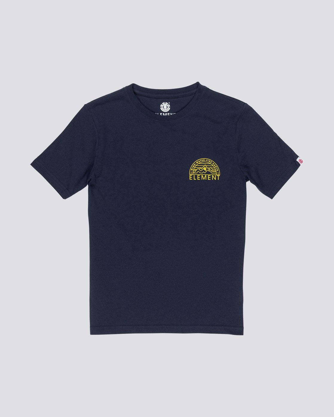 0 Odyssey Boys Tee Blue B401VEOD Element