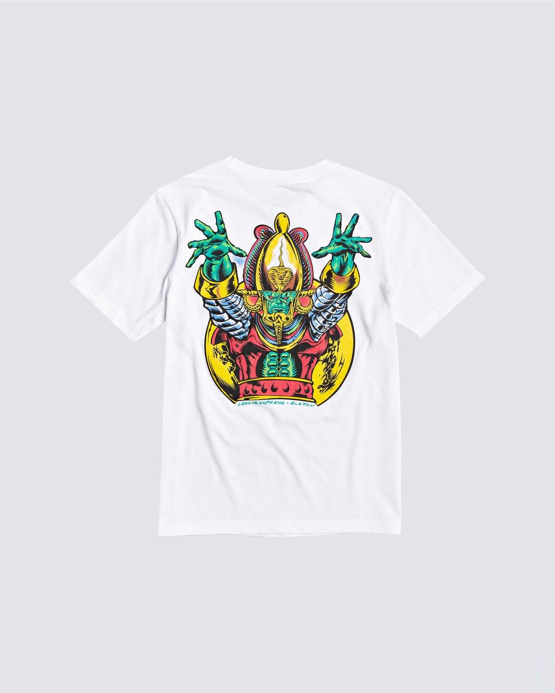 1 Boys' Asar T-Shirt  B4063EAS Element