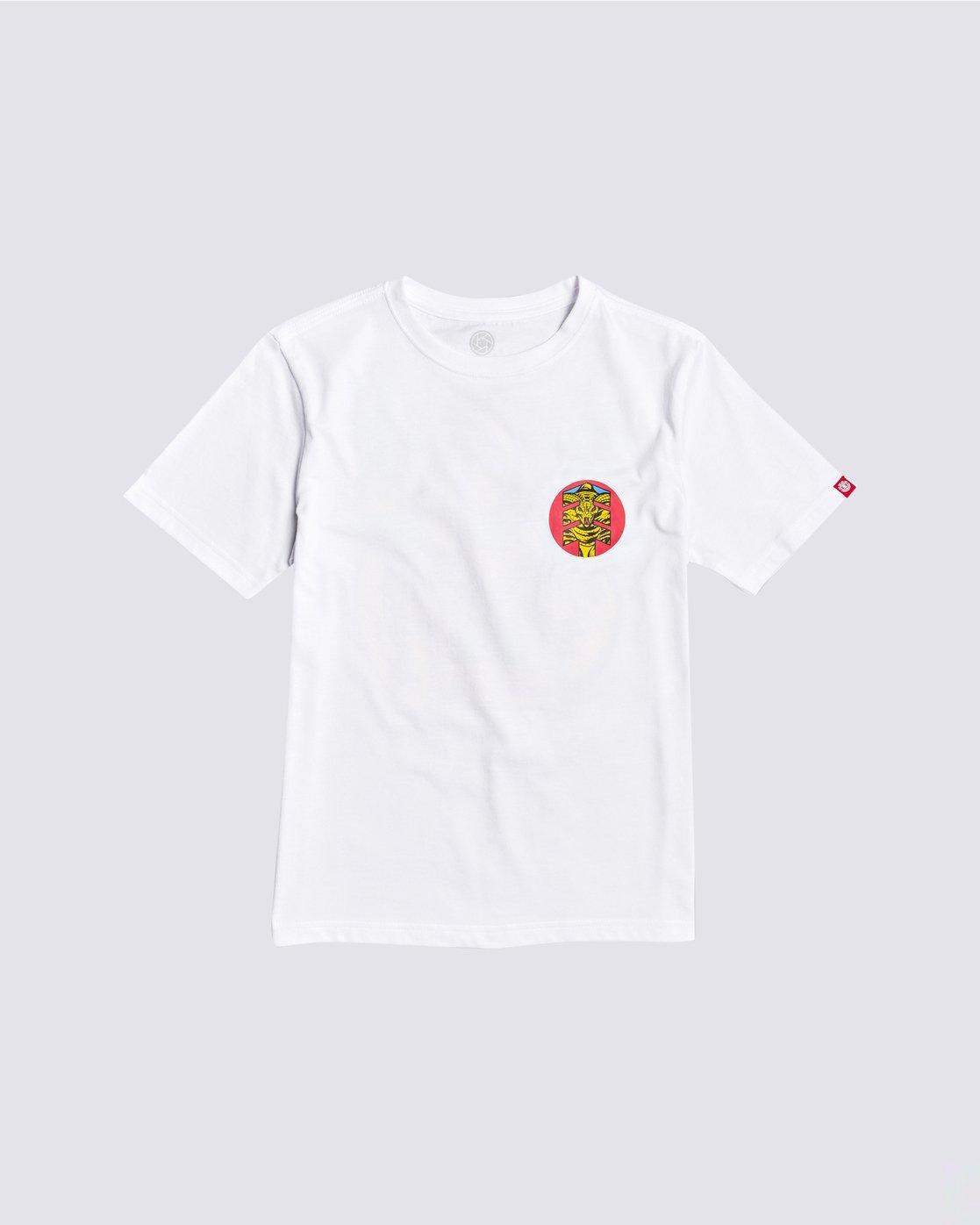 0 Boys' Asar T-Shirt  B4063EAS Element