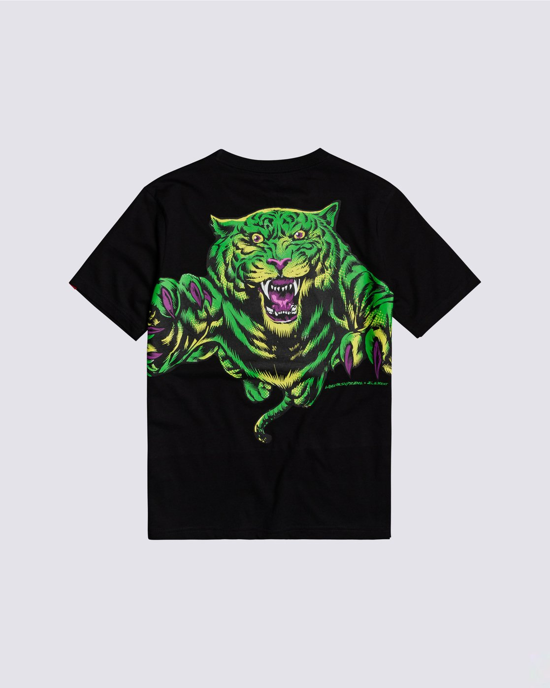 1 Boys' Big Cat T-Shirt  B4063EBI Element