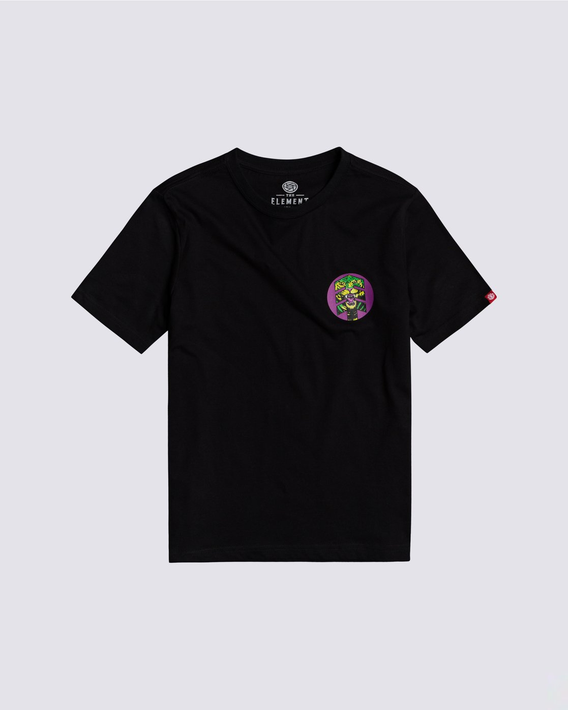 0 Boys' Big Cat T-Shirt  B4063EBI Element