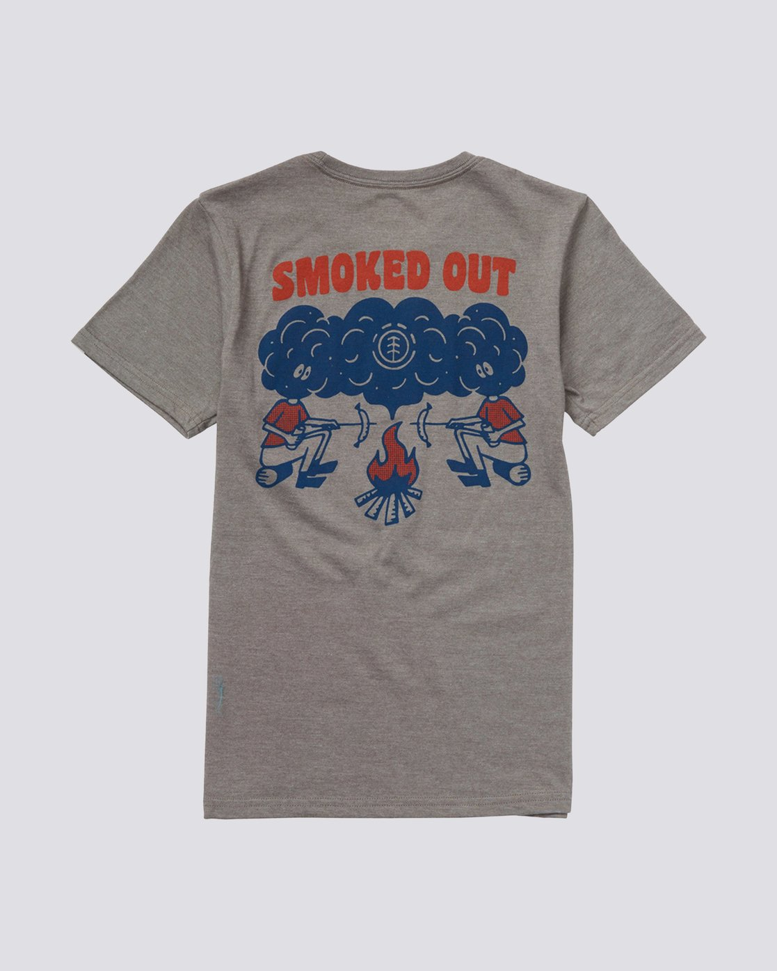 1 Boys' Smoke T-Shirt  B421NESM Element