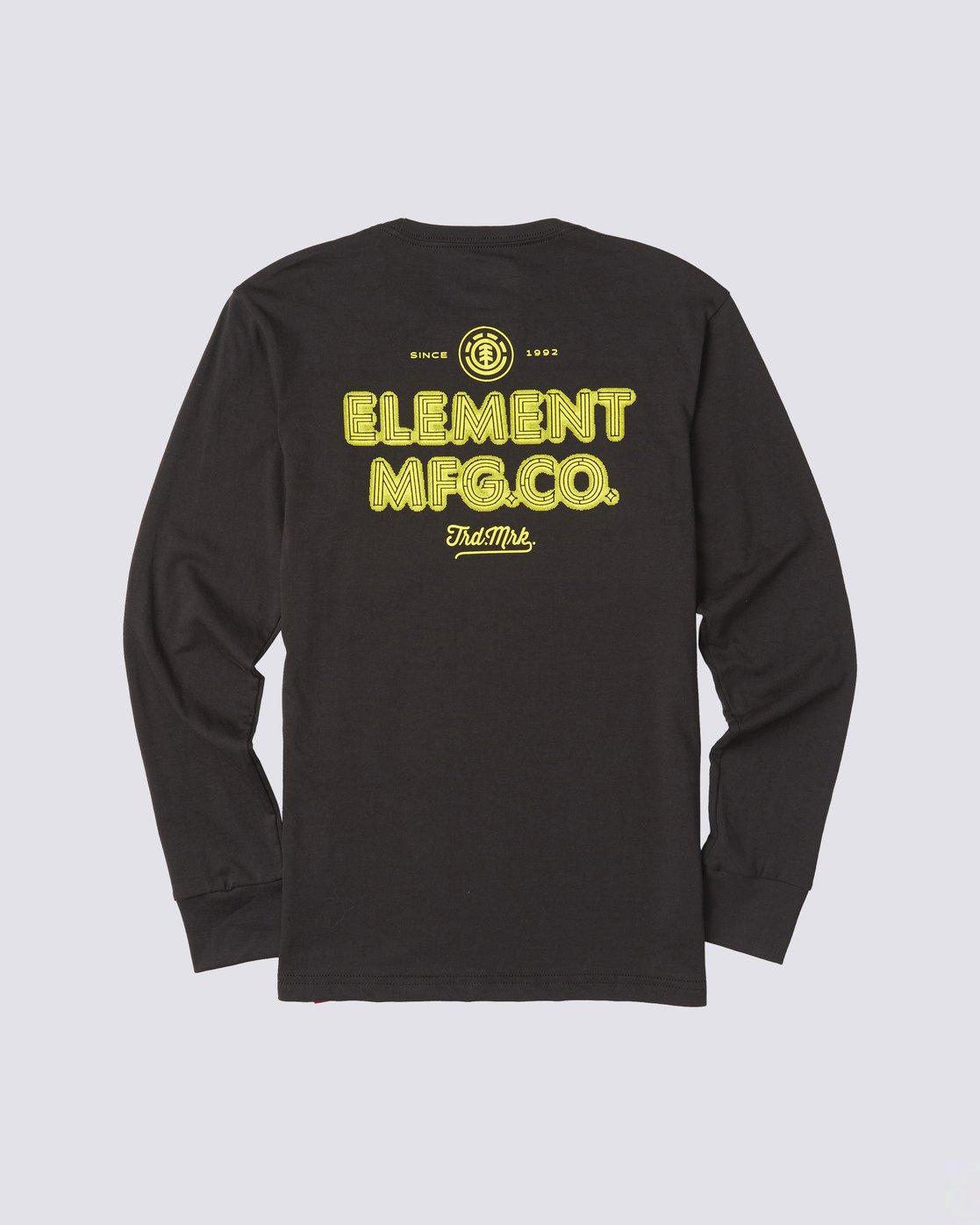 1 Boys' Bridger Long Sleeve T-Shirt  B4753EBR Element