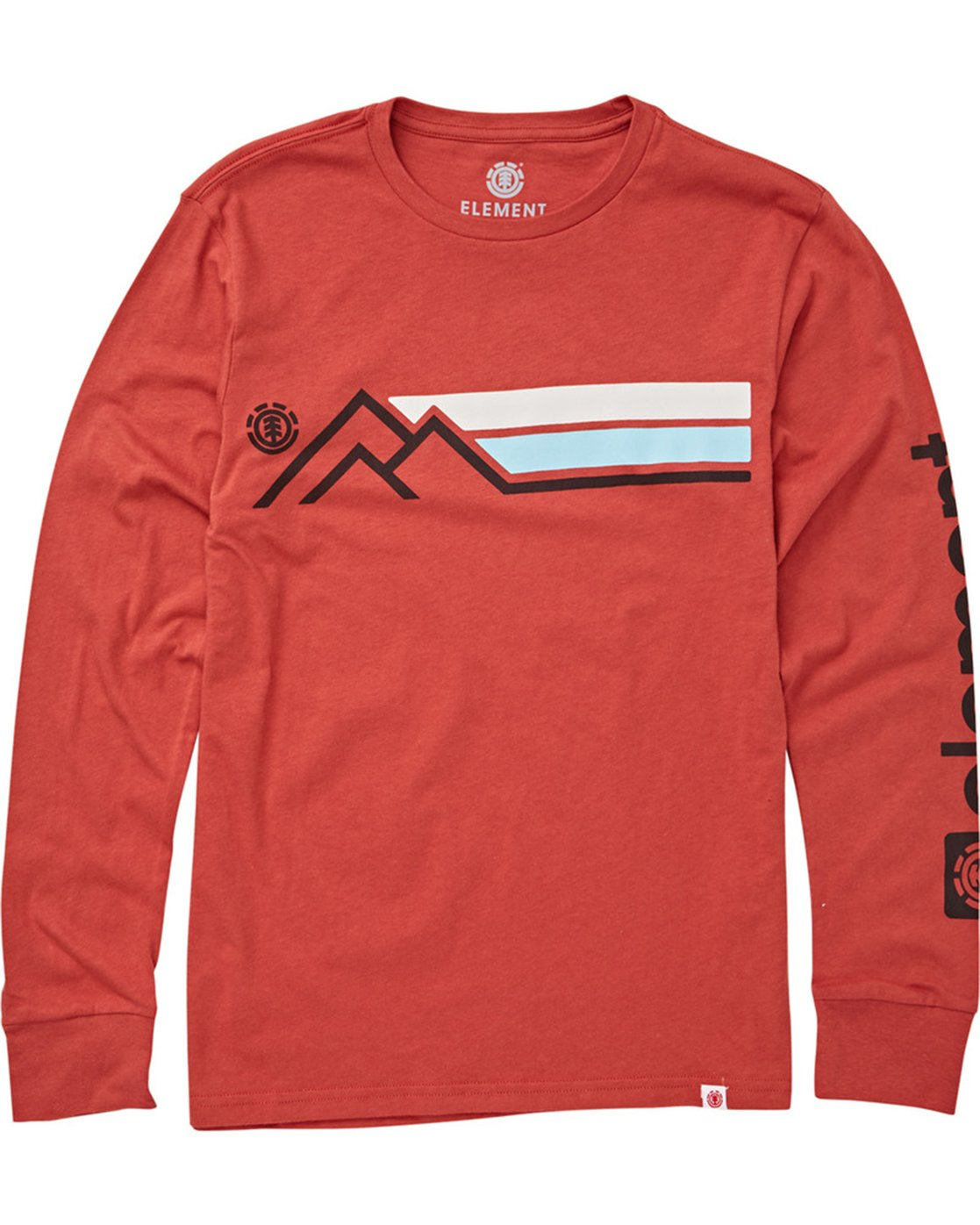1 Sierra Boys Long Sleeve Tee  B475UESI Element