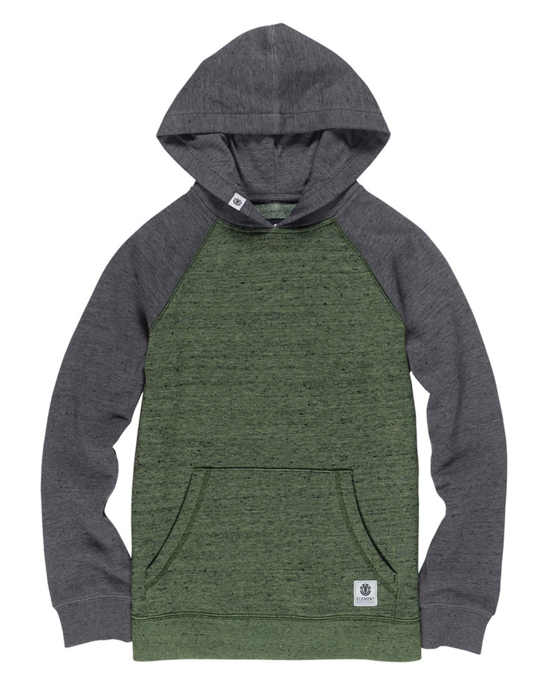 1 Boy's Meridian Block Pullover Hoodie  B635QEBH Element