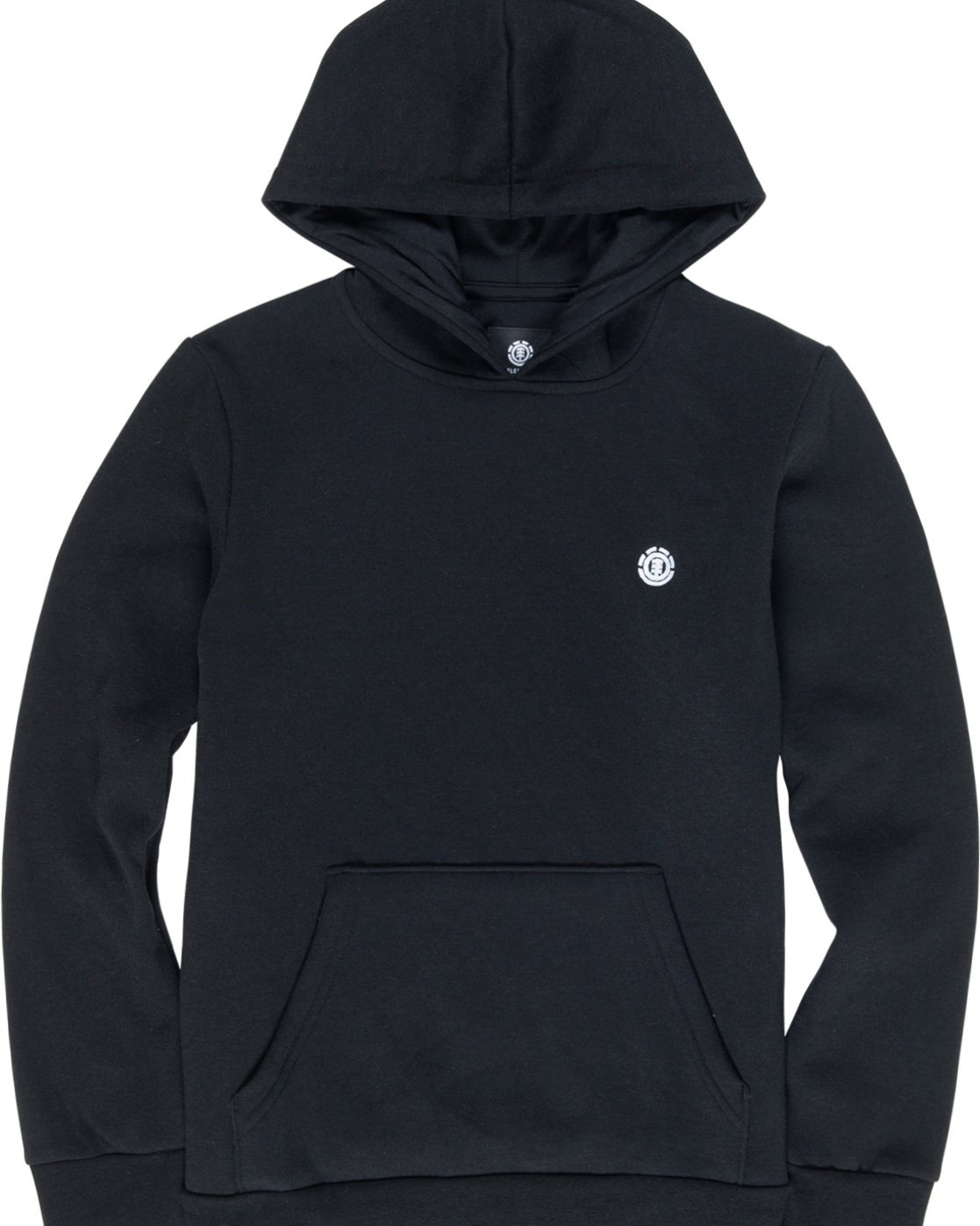 1 Boy's Cornell Classic Pullover Hoodie Black B638QECH Element