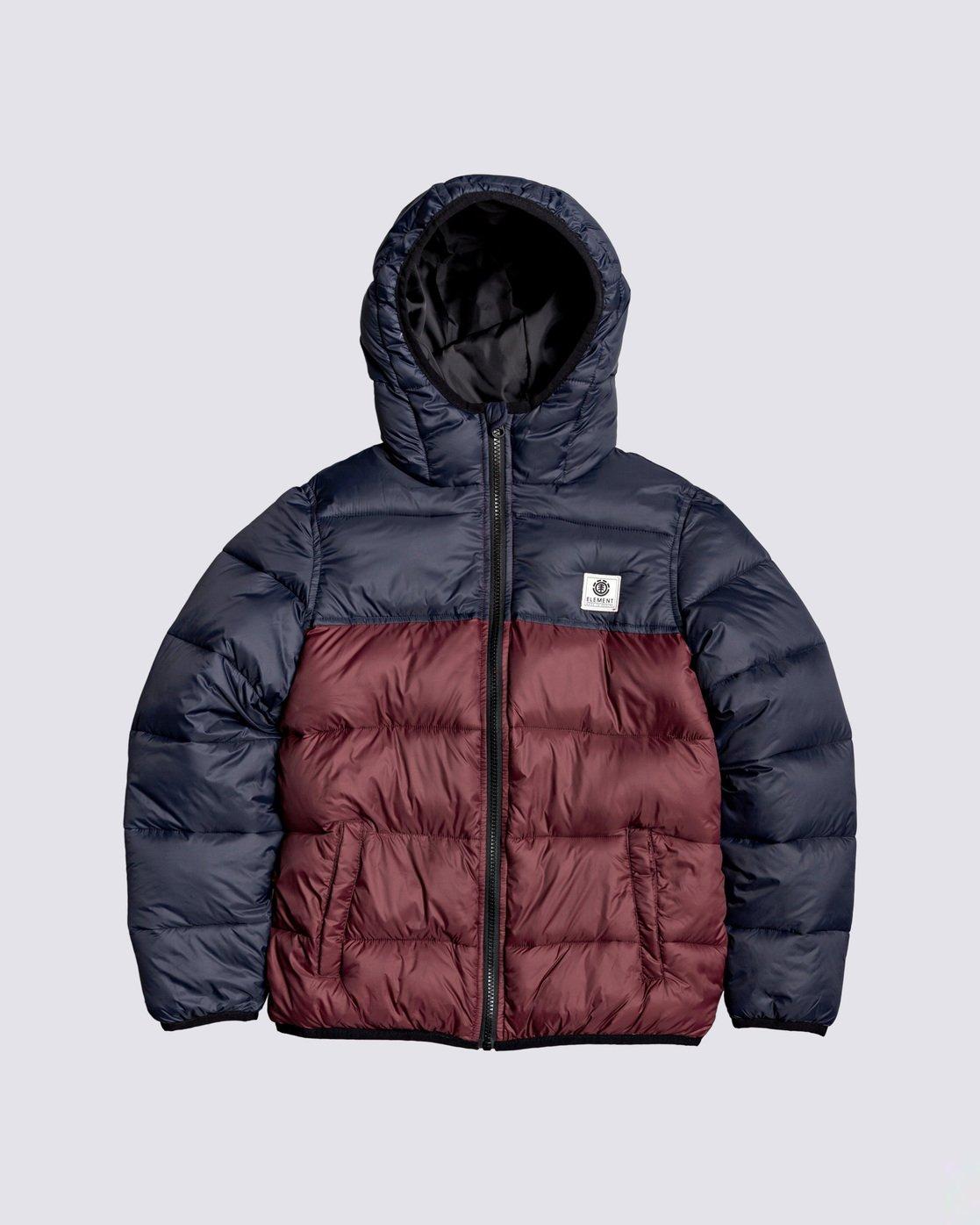 0 Boys' Alder Avalanche Jacket Multicolor B7153EAA Element