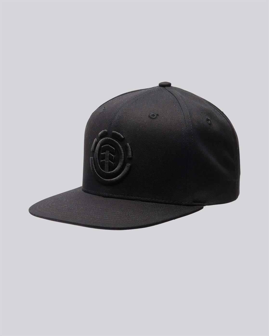 0 KNUTSEN BOY CAP Black BAHTQEKB Element
