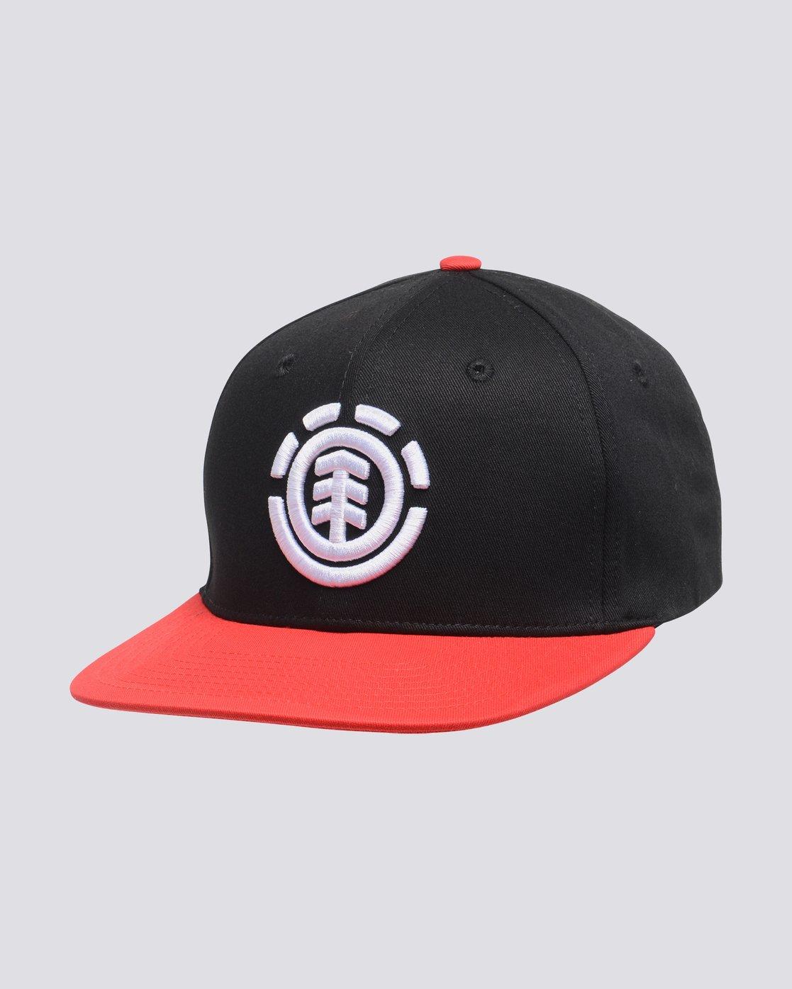 0 Knutsen Boy Cap Red BAHTQEKB Element