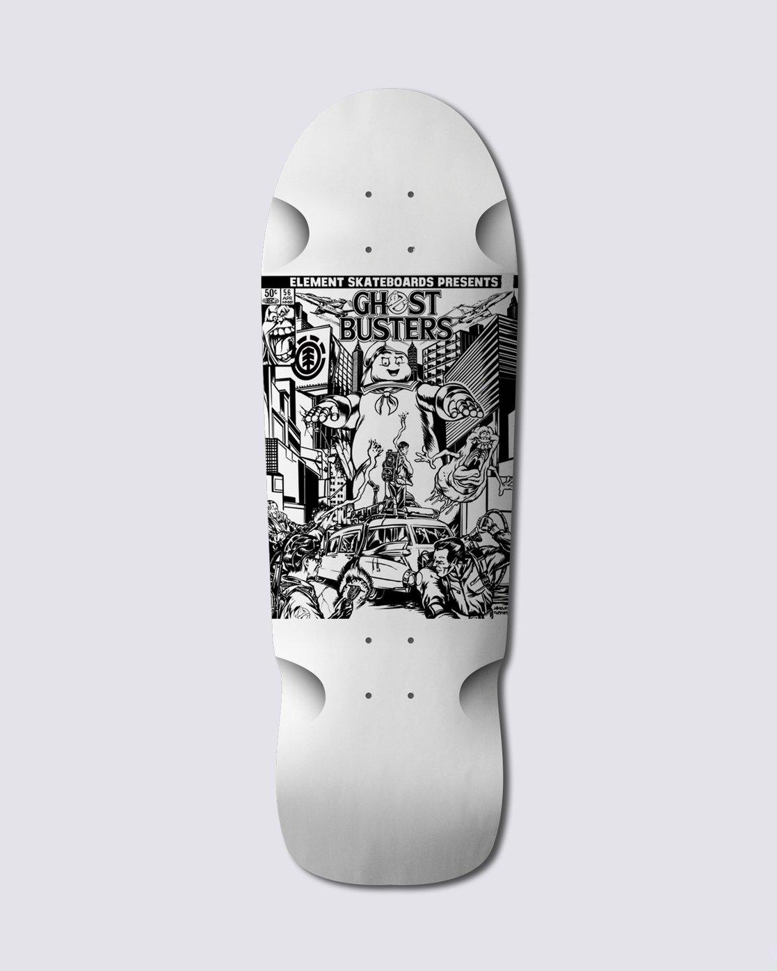 "1 Ghostbusters Comic 9.5"" Skateboard Deck  BDLG3GBS Element"