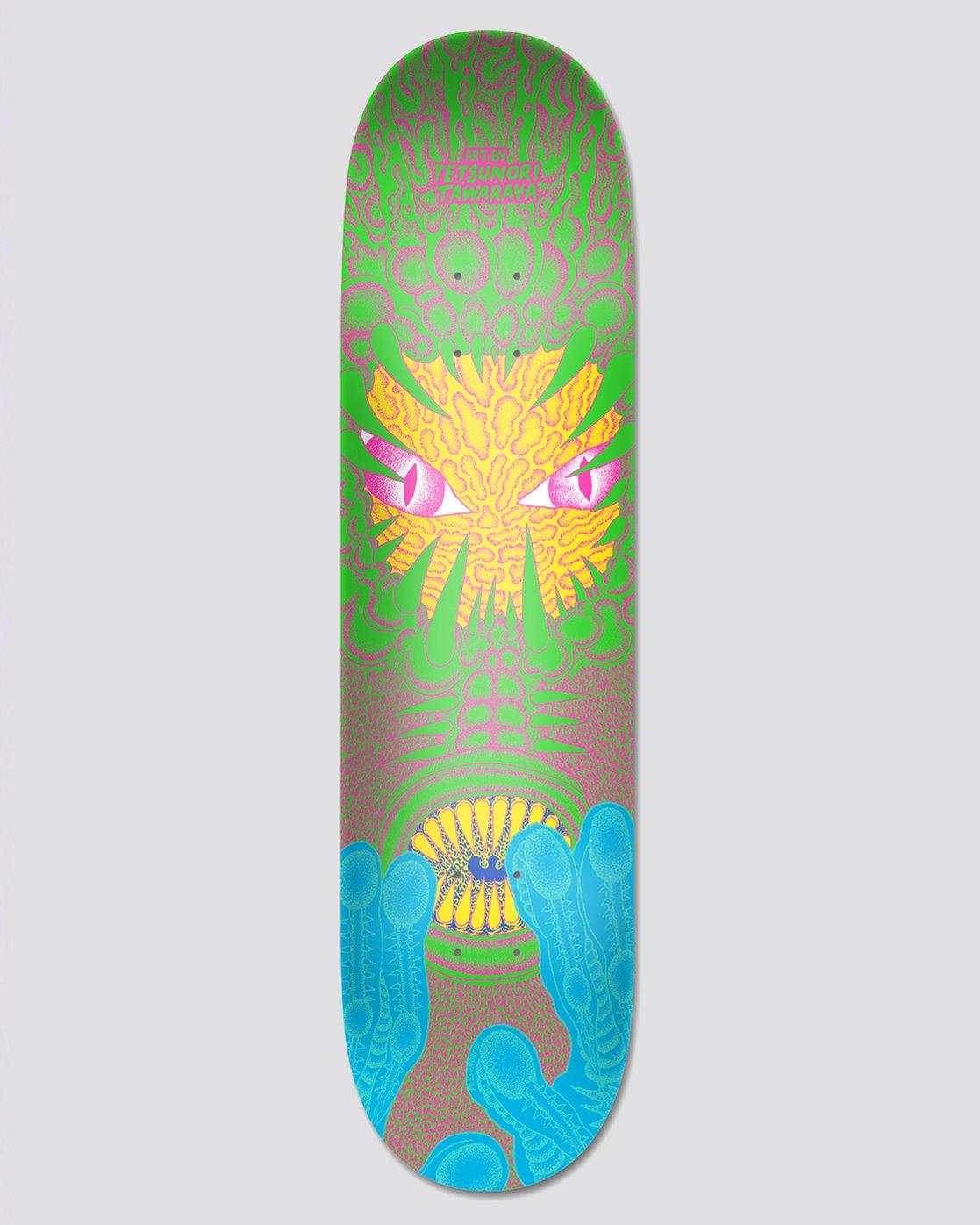 1 Tetsunori Jaakko Skateboard Deck  BDPR2TGF Element