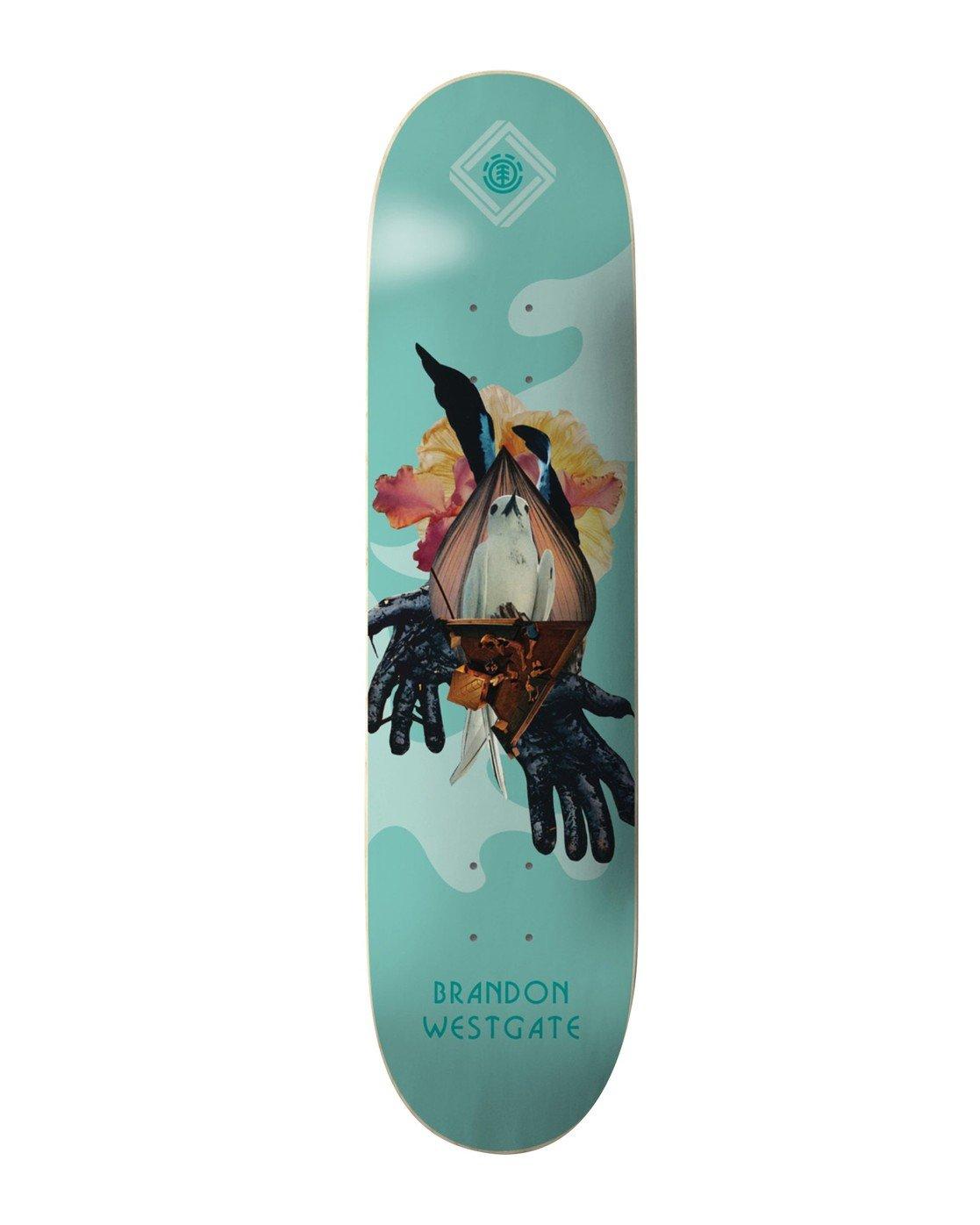 1 Cut Paste Westgate Skateboard Deck  BDPR3CPE Element